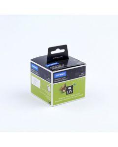 Dymo verzendetiketten of naamkaart, 54 x 101 mm, wit 99014 / S0722430