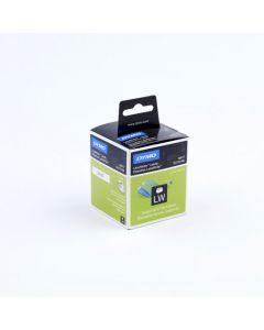 Dymo LabelWriter hangmap etiketten, 12 x 50 mm, wit 99017 / S0722460