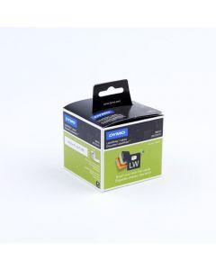 Dymo LabelWriter smalle ordner etiketten, smalle classeur, 38 x 190 mm, wit 99018 / S0722470